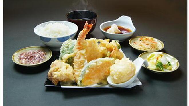 天ぷらめし 天之助 - 料理写真:一番人気! 天之助定食