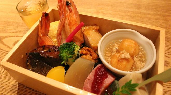 小割烹 おはし - 料理写真:おばんざい箱