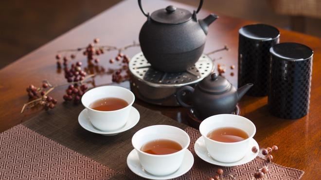 チャイナシャドー - ドリンク写真:中国茶