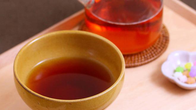 こなな - ドリンク写真:知覧紅茶