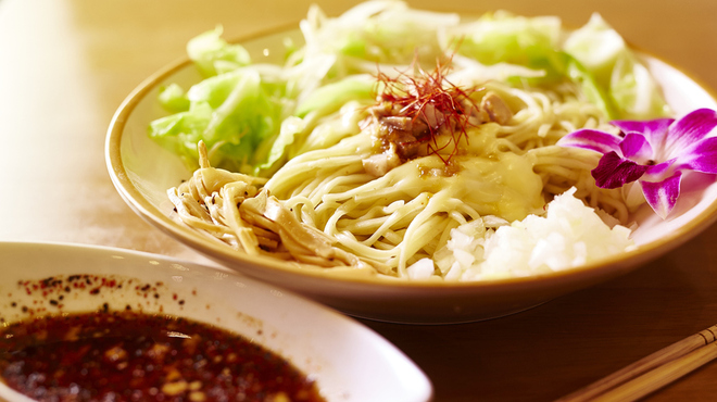 麺屋 Hulu-lu - 料理写真:ピリ辛まぜSOBA