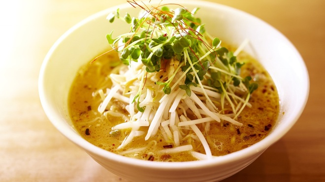 麺屋 Hulu-lu - 料理写真:みそSOBA