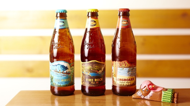 麺屋 Hulu-lu - ドリンク写真:コナビール