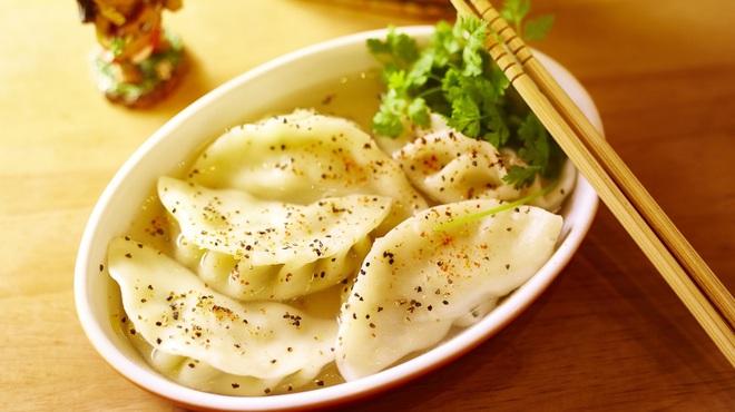 麺屋 Hulu-lu - 料理写真:水餃子