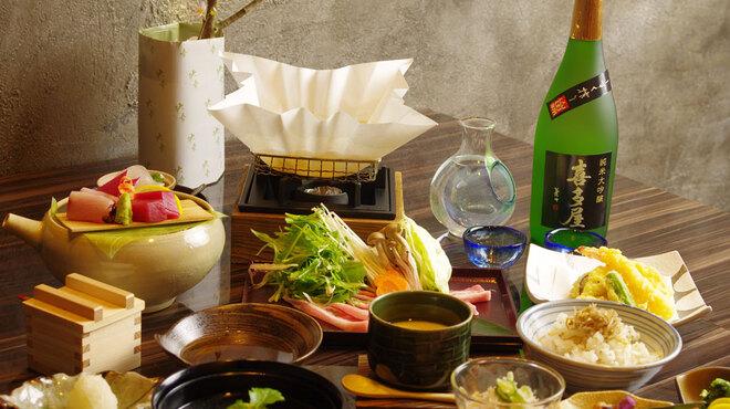 博多割烹 水音 - 料理写真: