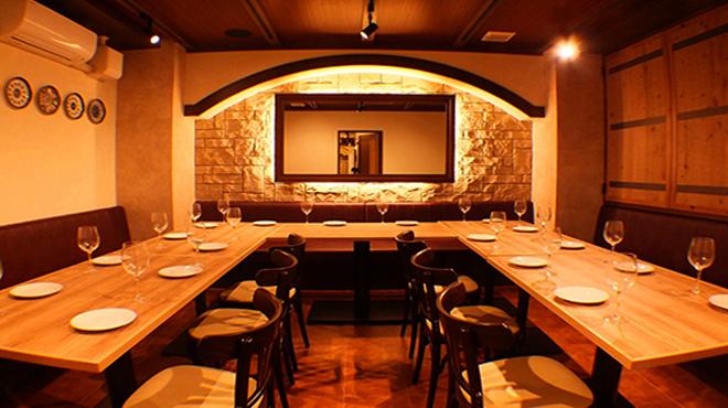 4階のイタリアン 磨屋町 - メイン写真: