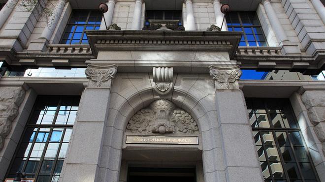 横浜瀬里奈 ステーキドーム - 外観写真:横浜市歴史的建造物第一号