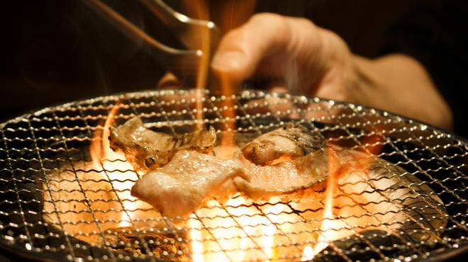 塩ホルモン 獅子丸 - 料理写真: