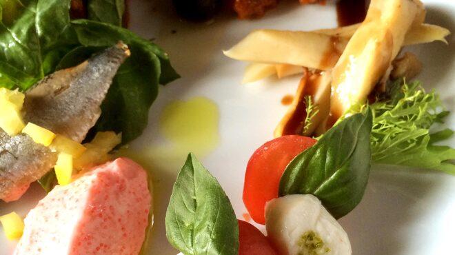 グルグル イタリア食堂 - 料理写真:各種コース、各種宴会料理の前菜