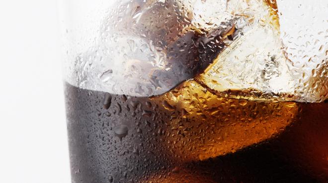 ラトルアンドハム - ドリンク写真:アイスコーヒー
