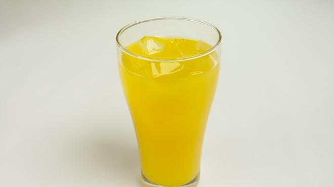 どんぶり茶屋 - ドリンク写真:オレンジジュース