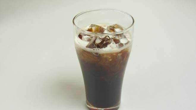 どんぶり茶屋 - ドリンク写真:コカ・コーラ