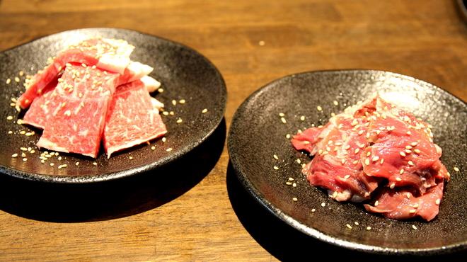 お肉屋さんの焼肉 ほんだ - メイン写真:
