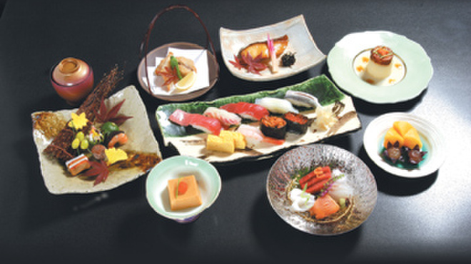 すしざんまい - 料理写真:寿司懐石