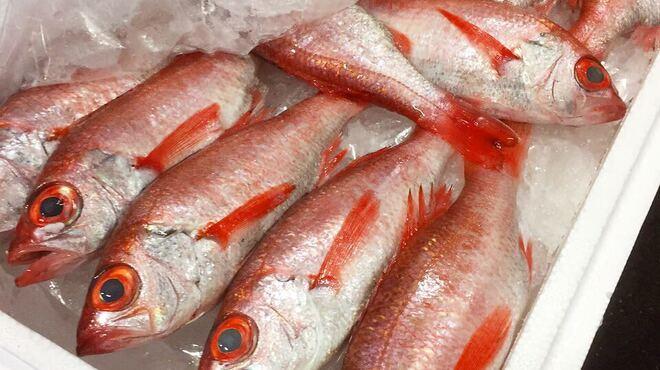 西一条 魚金 - メイン写真: