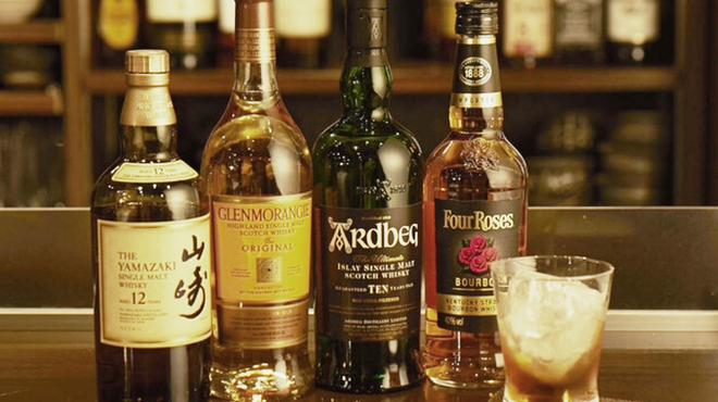 洋楽いし井 - ドリンク写真:日本酒だけでは無く、洋酒やカクテルもご用意しております