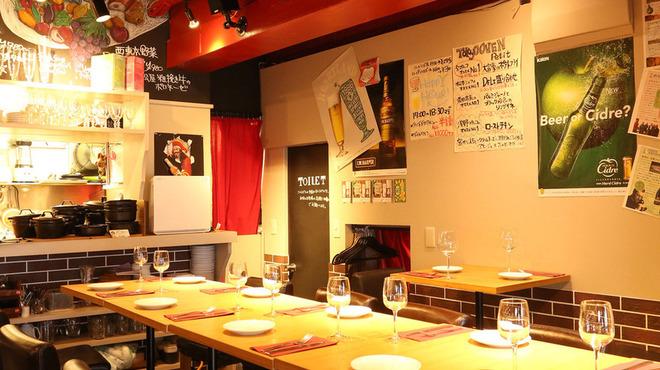 東京オーブンプチ - 料理写真: