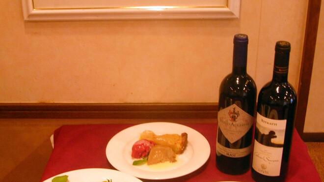 イル・マーレ ブルー - 料理写真:お食事に合うワインをご提供いたします