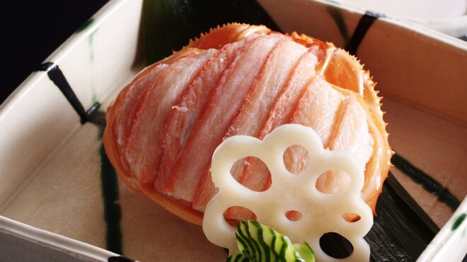 割烹つづみ - 料理写真:初冬。蟹。