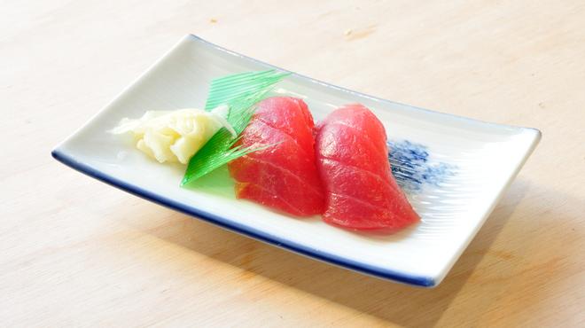 一将丸 - 料理写真:赤身寿司