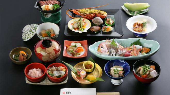 熊襲亭 - 料理写真:お祝い膳10000円