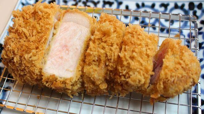 とんかつ豚料理 ぽるしぇ - 料理写真:
