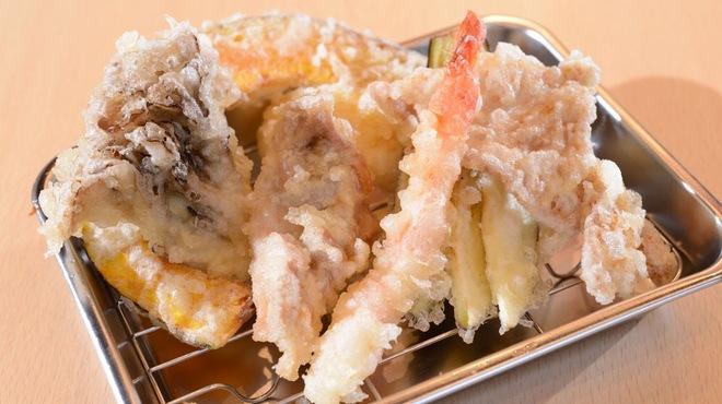 天ぷら さいとう - 料理写真: