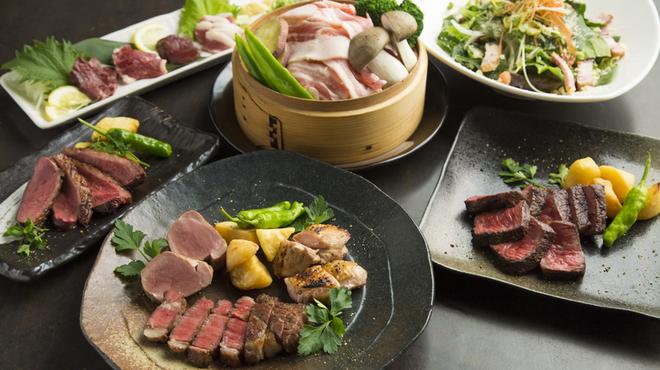 肉食酒場 garu - メイン写真: