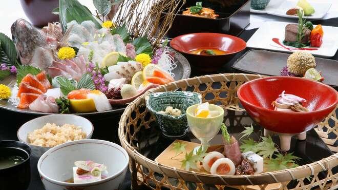 自然食ブッフェ姫蛍 - メイン写真: