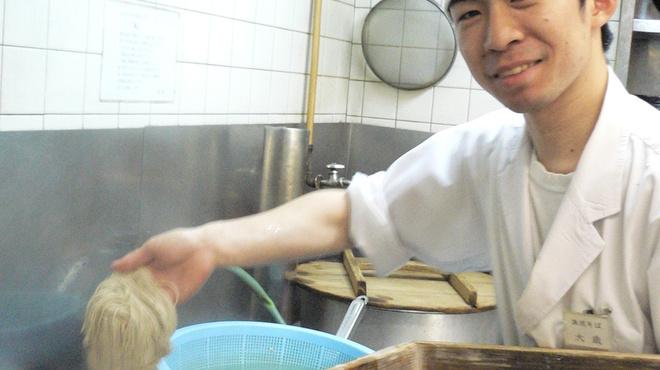 蕎麦しゃぶ総本家浪花そば - メイン写真: