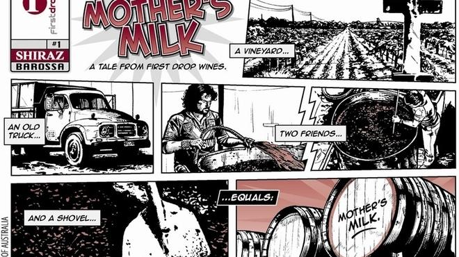 アガリコ - ドリンク写真:マザーズミルク