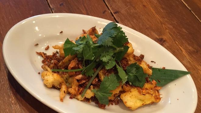 アガリコタラート - 料理写真:なすのモンゴリアンフリット