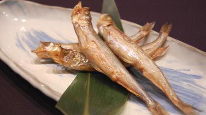 たぐせん - 料理写真:【北海道・釧路産 天然「ししゃも」(オス 190円)(メス 250円)】