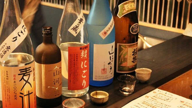 熊本串焼 ノ木口 - メイン写真: