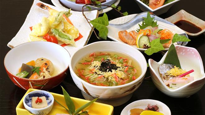 日本料理 鞆膳 - 料理写真:季節のうずみ御膳