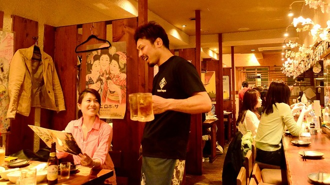 元気が出る居酒屋よだれ屋 - メイン写真: