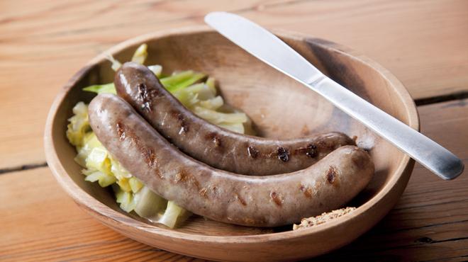 南青山野菜基地 ORIGINAL - 料理写真:野生(鹿)のソーセージ(880)