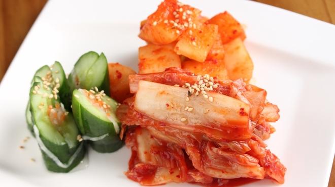 韓菜 - 料理写真: