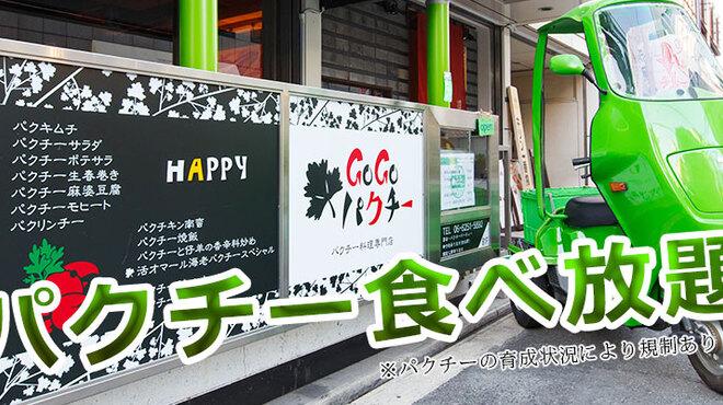 GoGoパクチー - メイン写真: