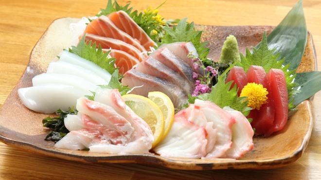 海鮮市場 からっ風 - メイン写真: