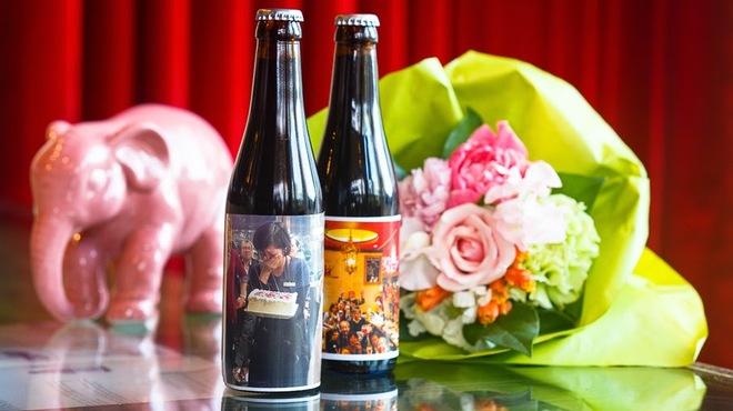 ベルギービール デリリウムカフェ レゼルブ - ドリンク写真: