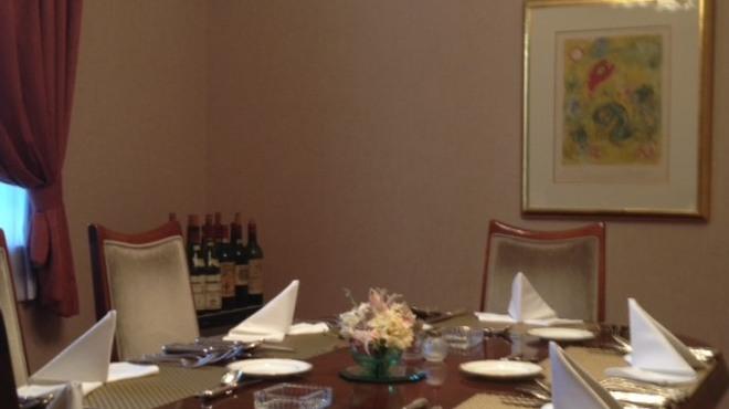 レストラン箕輪 - メイン写真: