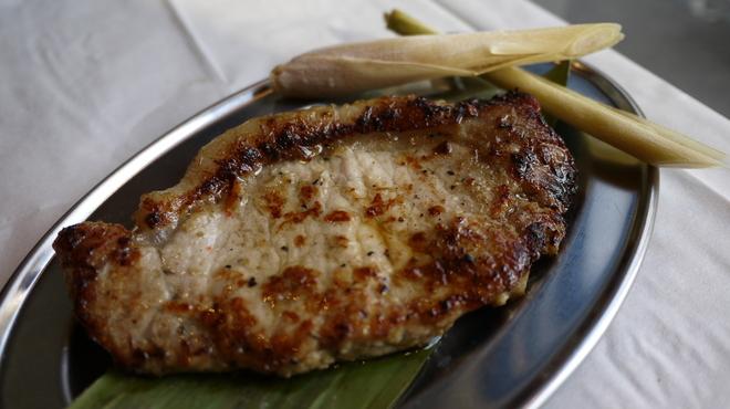 ベトナムダイニング ハノイのホイさん2(ハイ) - 料理写真:豚ロースのレモングラスソテー