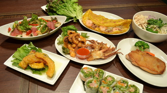 ベトナムダイニング ハノイのホイさん2(ハイ) - 料理写真: