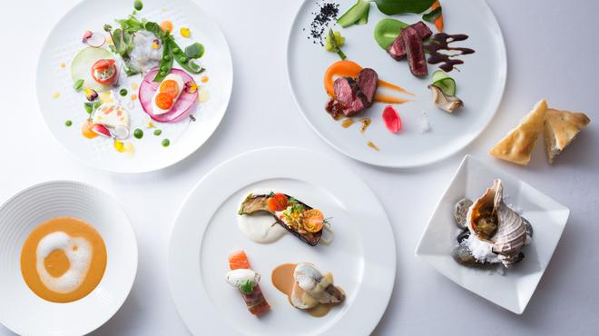 皿の上の自然il Gastro Sara - メイン写真: