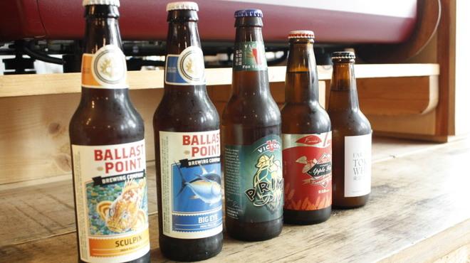テイストアンドセンス - ドリンク写真:クラフトビール