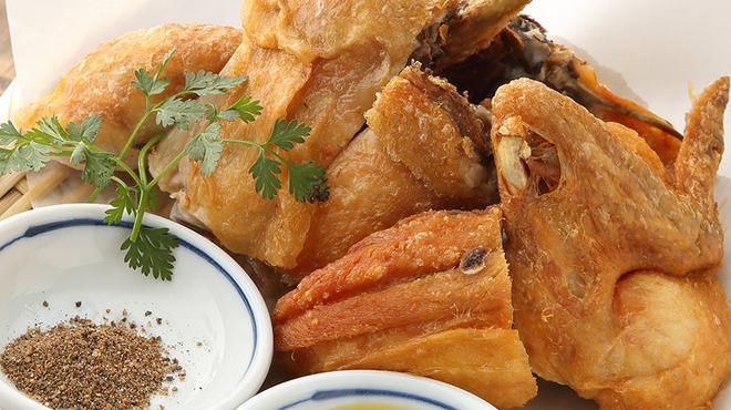 丸鶏るいすけ ハナレ - 料理写真: