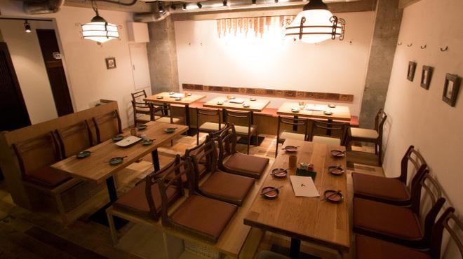 博多串焼き・野菜巻き工房  渋谷宮益坂のごりょんさん - メイン写真: