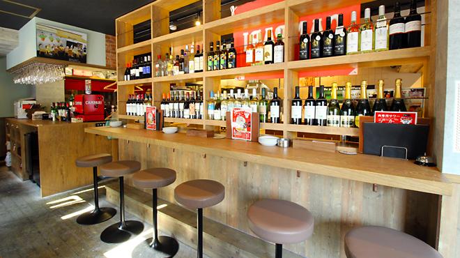 なんば西ワイン食堂 Bargran - メイン写真: