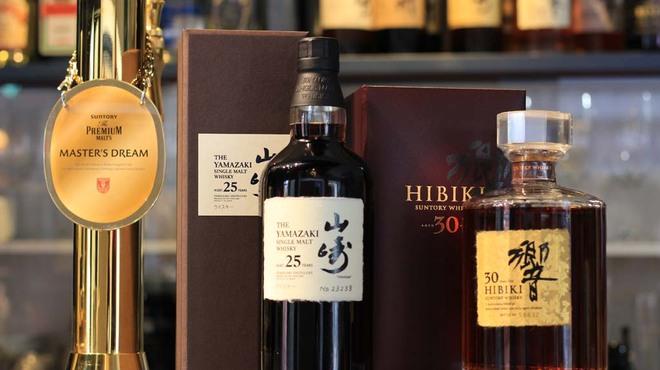 BIGOLI 神田 寿 - ドリンク写真:ちょっと普通では飲めないお酒もあります